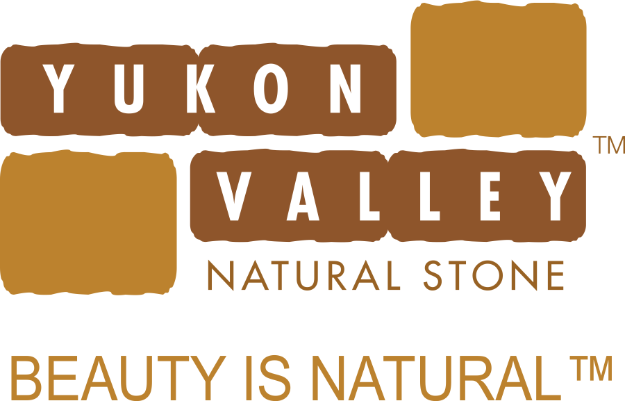 Yukon Valley Natural Stone logo