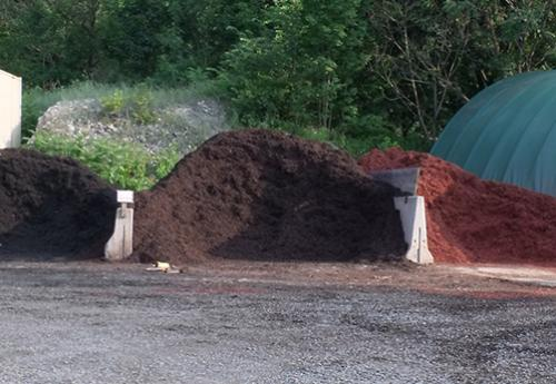 Mulch and soil products from Tussey Mountain Mulch