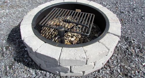 Compact Fire Pit