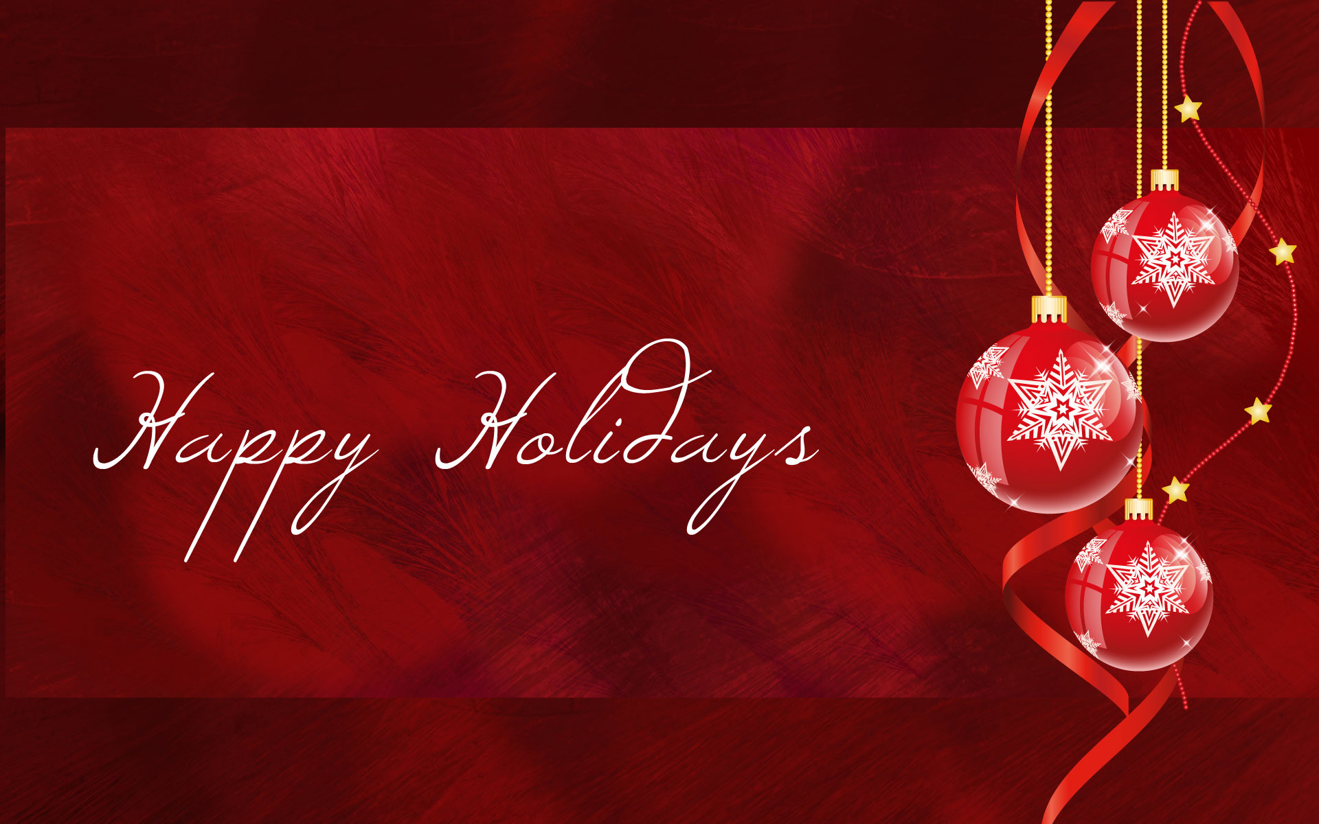 happy holidays wallpapers - Christmas Holiday 2015